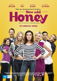 Now Add Honey poster
