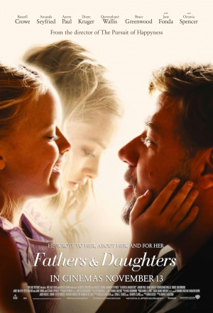 Fathers & Daughters 1000x1473