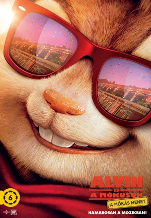 Alvin and the Chipmunks: The Road Chip 1000x1443