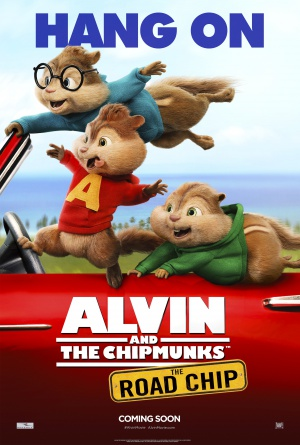 Alvin and the Chipmunks: The Road Chip 2764x4096