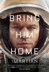 The Martian 3D poster
