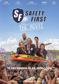 Safety First: The Movie poster