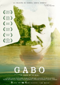 Gabo, la creación de Gabriel García Márquez poster