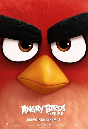 Angry Birds - La Película 1392x2048
