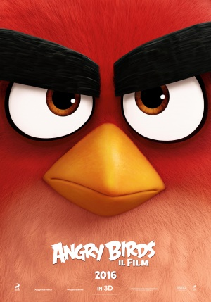 Angry Birds - La Película 3500x5000