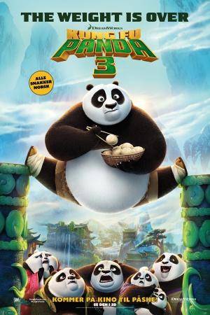 Kung Fu Panda 3 1000x1500