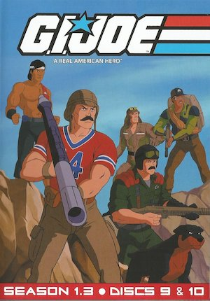 G.I. Joe: A Real American Hero 999x1433