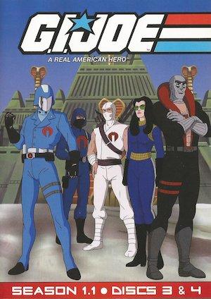 G.I. Joe: A Real American Hero 1007x1423