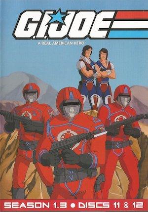G.I. Joe: A Real American Hero 1007x1439