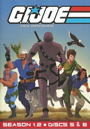 G.I. Joe: A Real American Hero 1003x1435