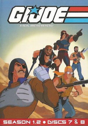 G.I. Joe: A Real American Hero 1003x1437
