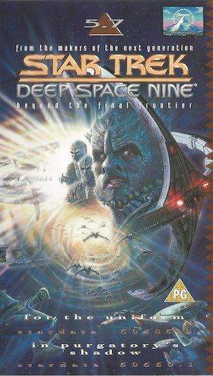 Star Trek: Deep Space Nine 885x1563