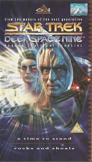 Star Trek: Deep Space Nine 887x1561
