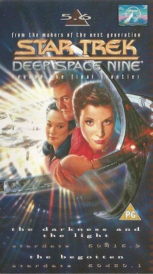 Star Trek: Deep Space Nine 877x1563
