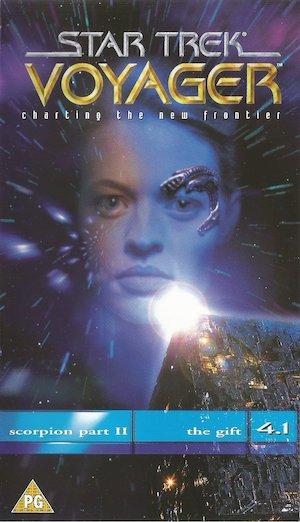Star Trek: Voyager 893x1553
