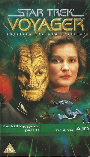 Star Trek: Voyager 895x1549