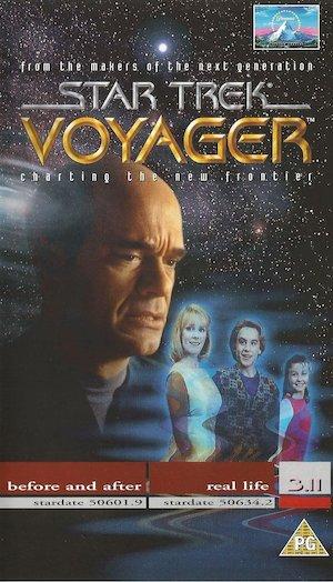 Star Trek: Voyager 883x1541