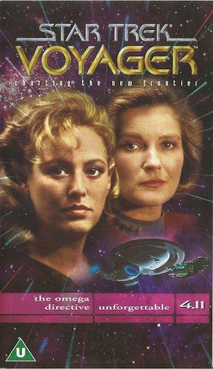 Star Trek: Voyager 899x1553