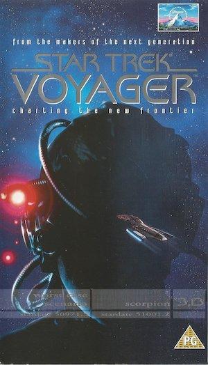 Star Trek: Voyager 885x1547