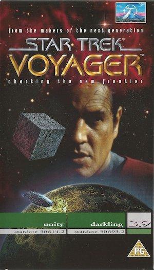 Star Trek: Voyager 887x1551
