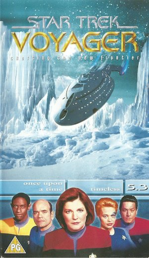 Star Trek: Voyager 897x1549