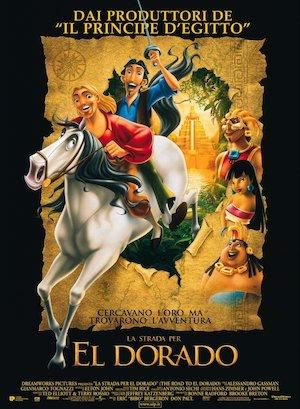 The Road to El Dorado 709x966