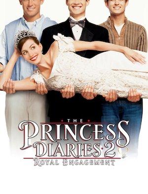 The Princess Diaries 2: Royal Engagement 2126x2790