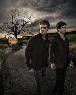 The Vampire Diaries 2400x3000