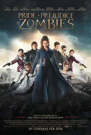 Stolz und Vorurteil & Zombies 3189x4724