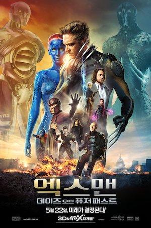 X-Men: Days of Future Past 2144x3248