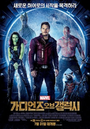 Guardians of the Galaxy 2014x2870