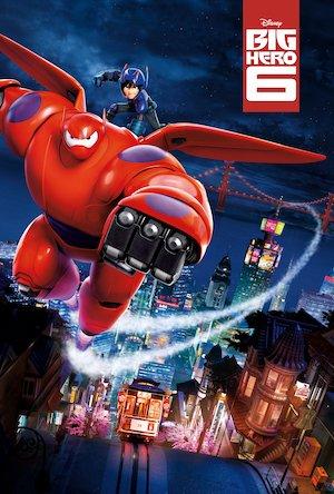 Big Hero 6 3375x5000