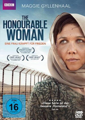 The Honourable Woman 800x1129