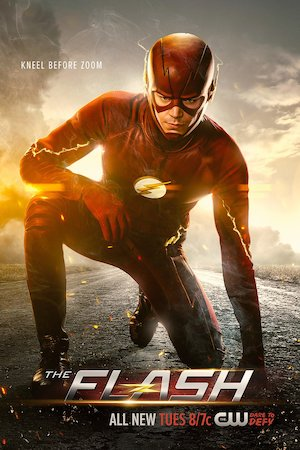 The Flash 900x1350