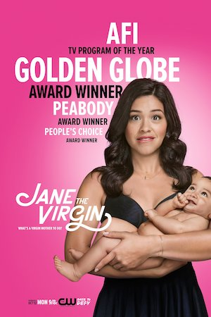 Jane the Virgin 2000x3000