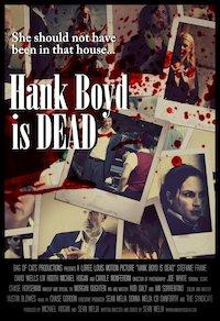Hank Boyd Is Dead poster