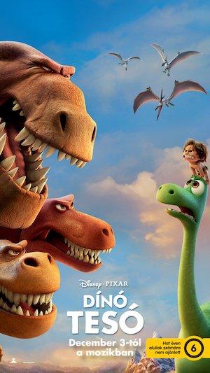 Добрий динозавр 1080x1920