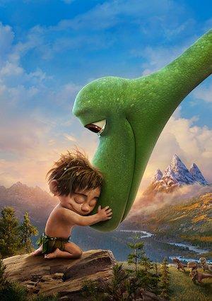 Добрий динозавр 675x958