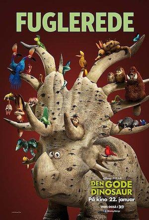 Добрий динозавр 500x738