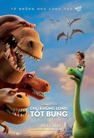 Добрий динозавр 660x975