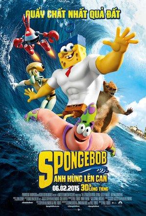 The SpongeBob Movie: Sponge Out of Water 660x978