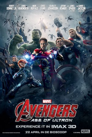 Avengers: Age of Ultron 3363x5000