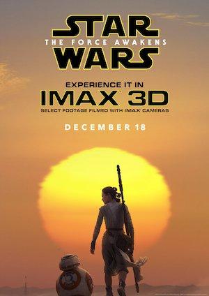 Star Wars: El despertar de la fuerza 1769x2500