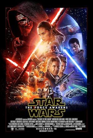 Star Wars: El despertar de la fuerza 3000x4429