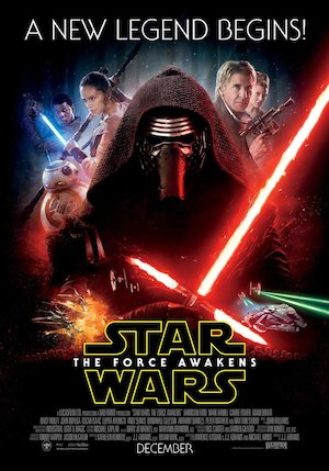 Star Wars: El despertar de la fuerza 1120x1600