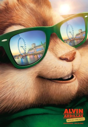 Alvin and the Chipmunks: The Road Chip 1414x2048