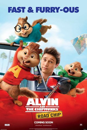 Alvin and the Chipmunks: The Road Chip 1382x2048