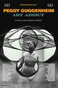 Peggy Guggenheim: Art Addict poster