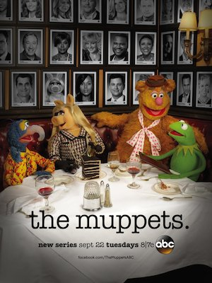 The Muppets. 1280x1707