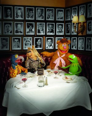The Muppets. 1866x2362